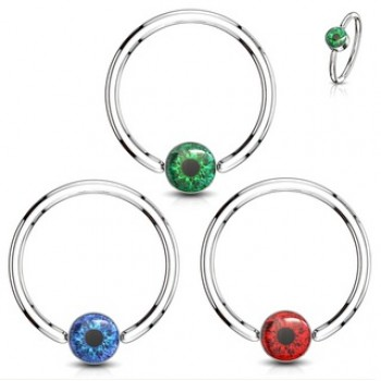 EyeBall Captive Ring