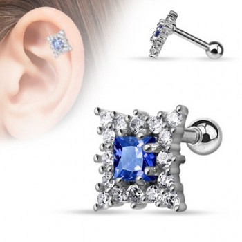 Square Cartilage Tragus