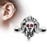 Medusa Helix Cartilage Ear Cuff
