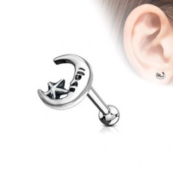 Moon Star Cartilage Bar