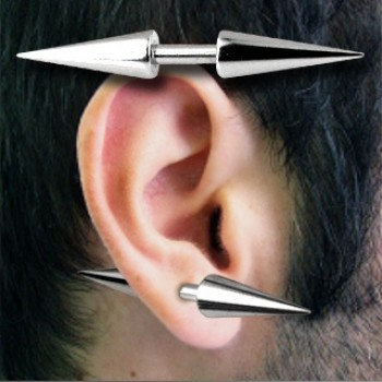 Surgical Fake Long Ear Spike