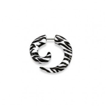 Tiger Spiral Fake Taper
