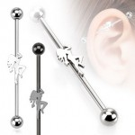 Dancer Industrial Barbell
