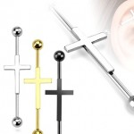 Cross Industrial Barbell