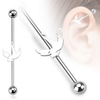Bird Industrial Barbell