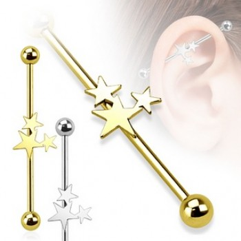 Star Industrial Barbell