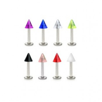 UV Spike Labret Bar