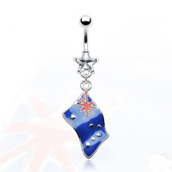 Australian Flag Dangle