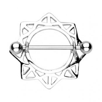 Triangle Star Nipple Shield
