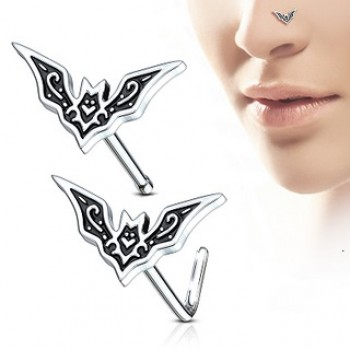 Bat Nose Stud