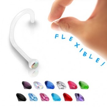 Bioflex Gem Nose Twist