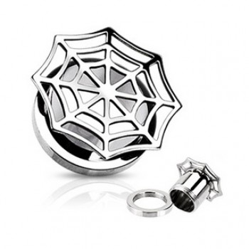 Spider Web Ear Tunnel