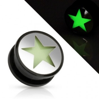 Glow Star Screw Plug
