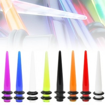 UV Acrylic Ear Taper